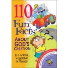 110 Fun Facts About God\'s Creation