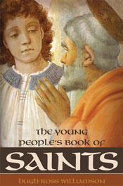 Young People\'s Book of Saints