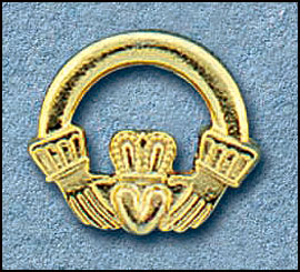 Irish Pin