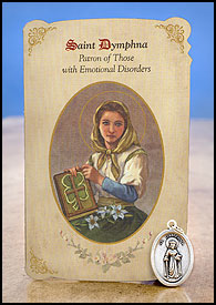 Saint Dymphna: Emotional Disorders