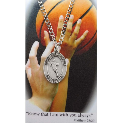 Basketball Sports Medals