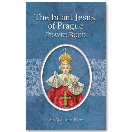 Infant of Prague Prayer Book
