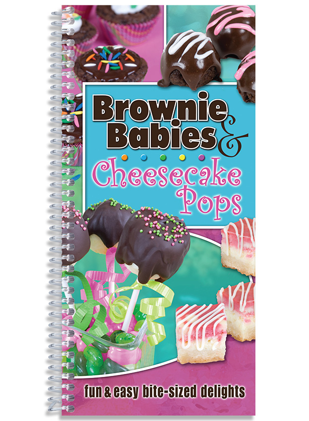 Brownie Babies and Cheesecake Pops