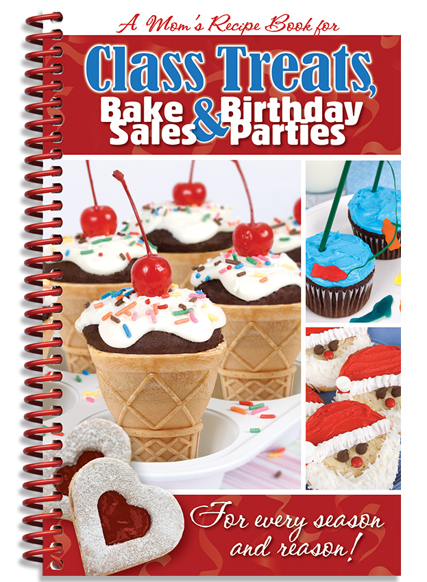Class Treats: Bake Sales and Birthday Parties