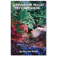 Looking for Peace? Try Confession.