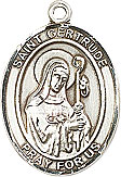 Saint Gertrude of Nivelles