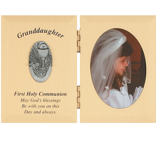 First Communion Frame: Granddaughter