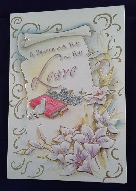Prayer As You Leave Card (2)