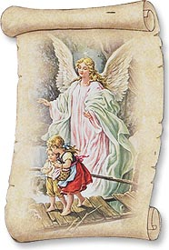 Guardian Angel Magnet
