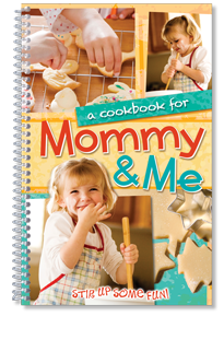 Cookbook for Mommy and Me