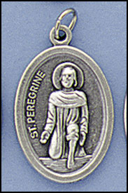St. Peregrine (Cancer Saint) Medal