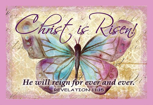 Pass It On Cards: Christ is Risen (8 pack)