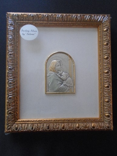 Salerni Madonna of the Streets Frame