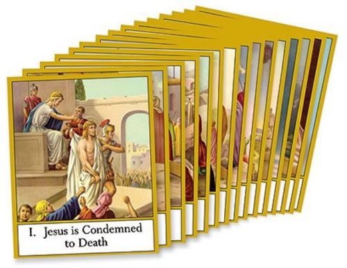 Stations of the Cross Prints