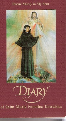 Diary of Saint Faustina-Larger Size