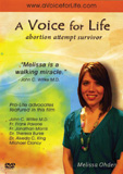 A Voice for Life: Abortion Attempt Survivor